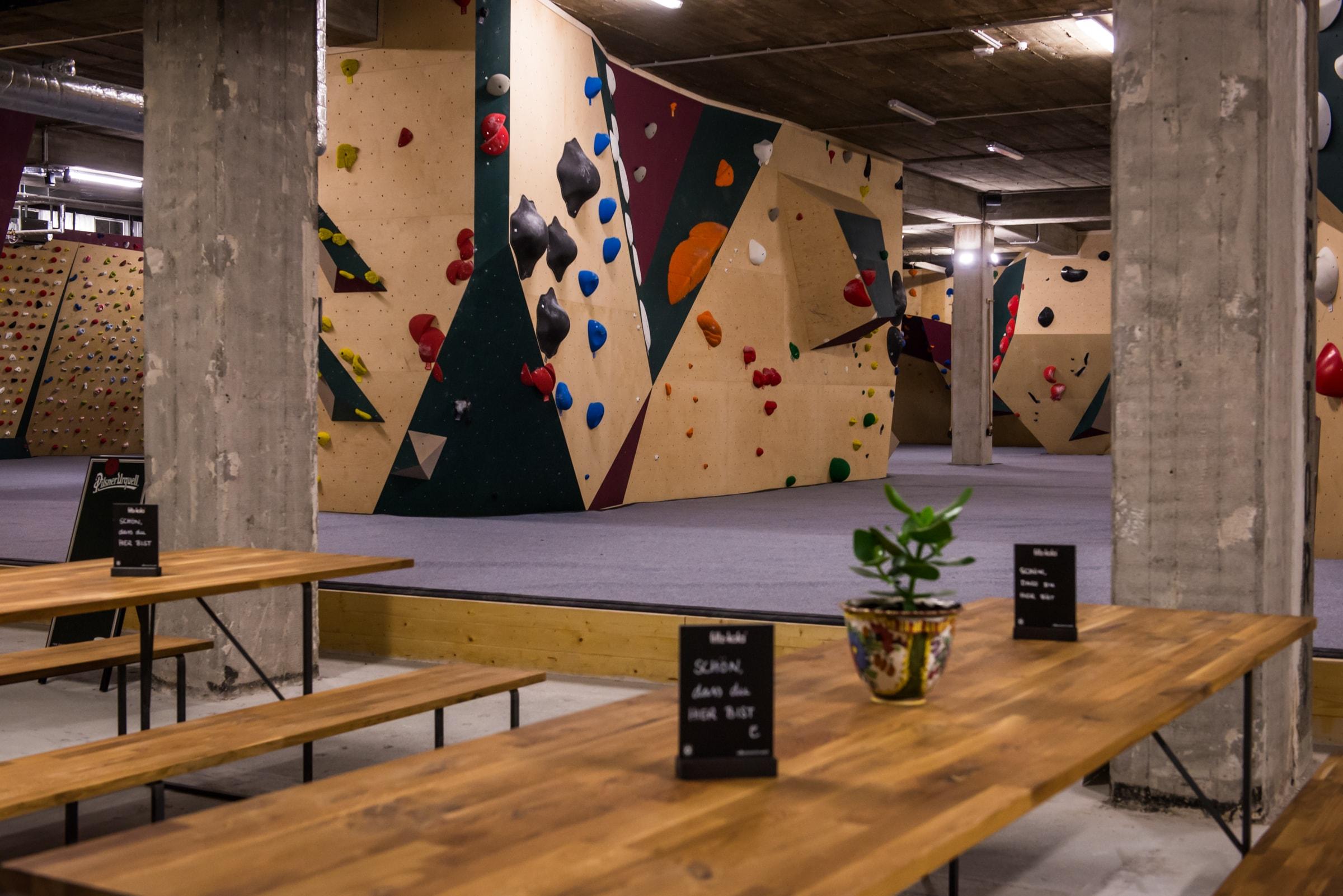 Basement Boulderstudio